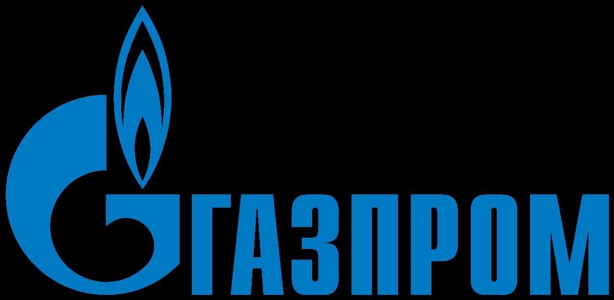 Logo von PAO Gazprom Russland