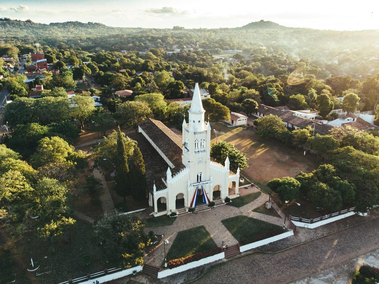 Auslandspraktikum in Paraguay - Aregua