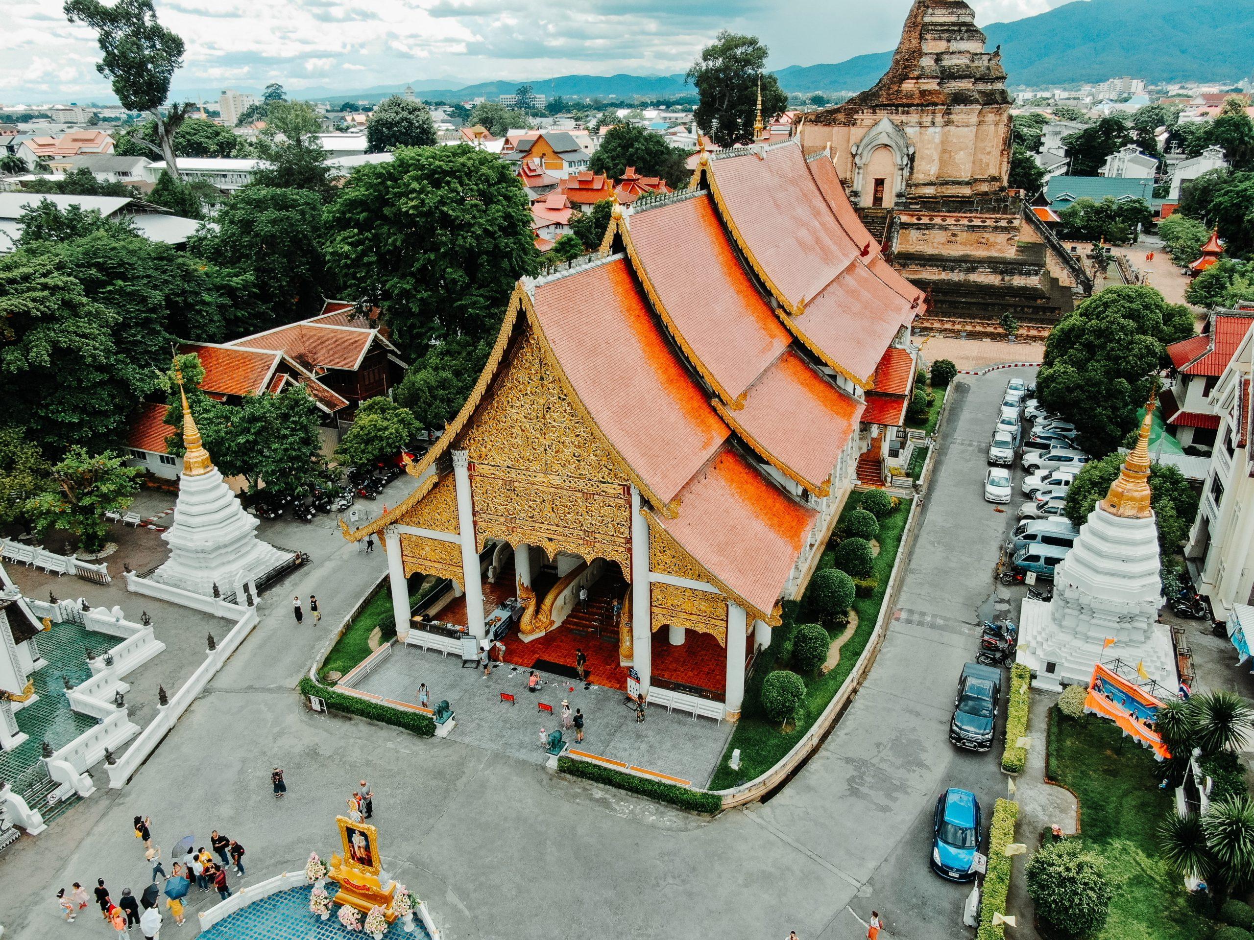 Auslandspraktikum Chiang Mai