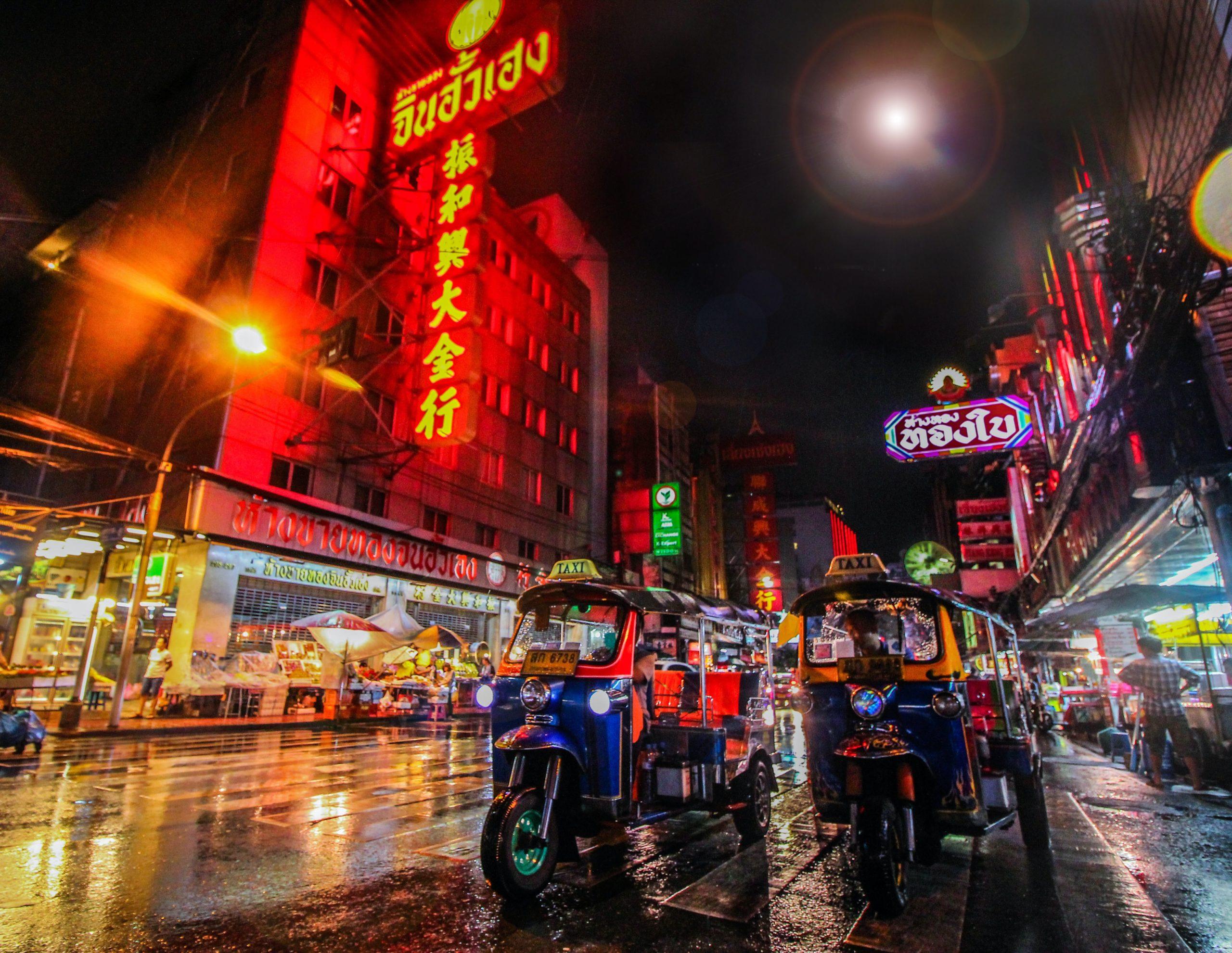 Auslandspraktikum Bangkok