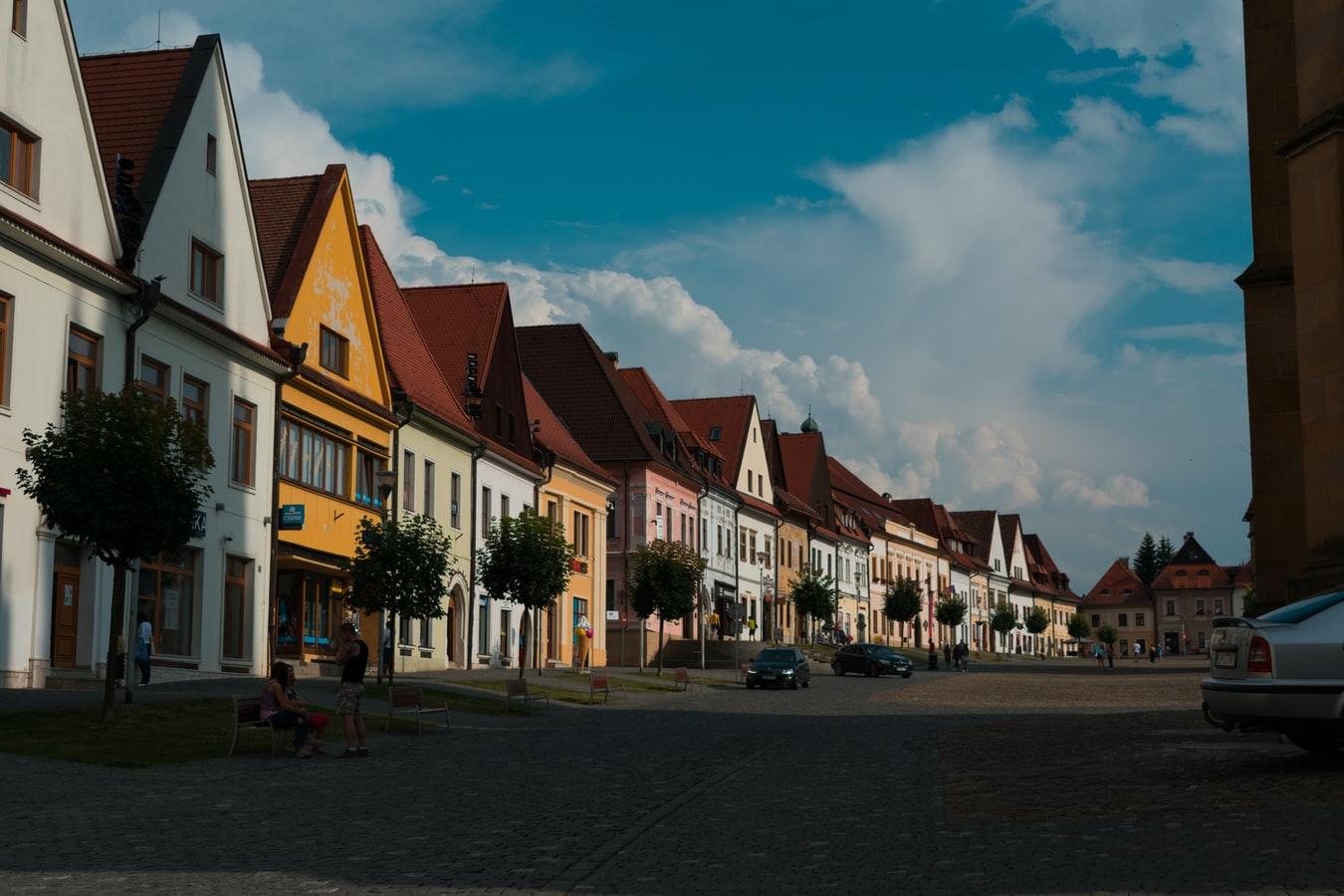 Auslandsprakitkum in Slowakei - Bardejov