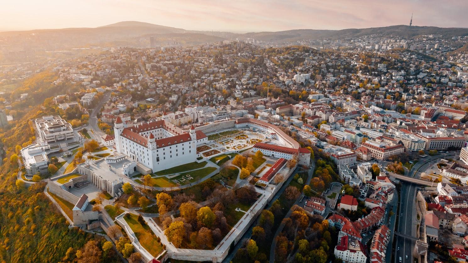 Auslandspraktikum in Slowakei - Bratislava