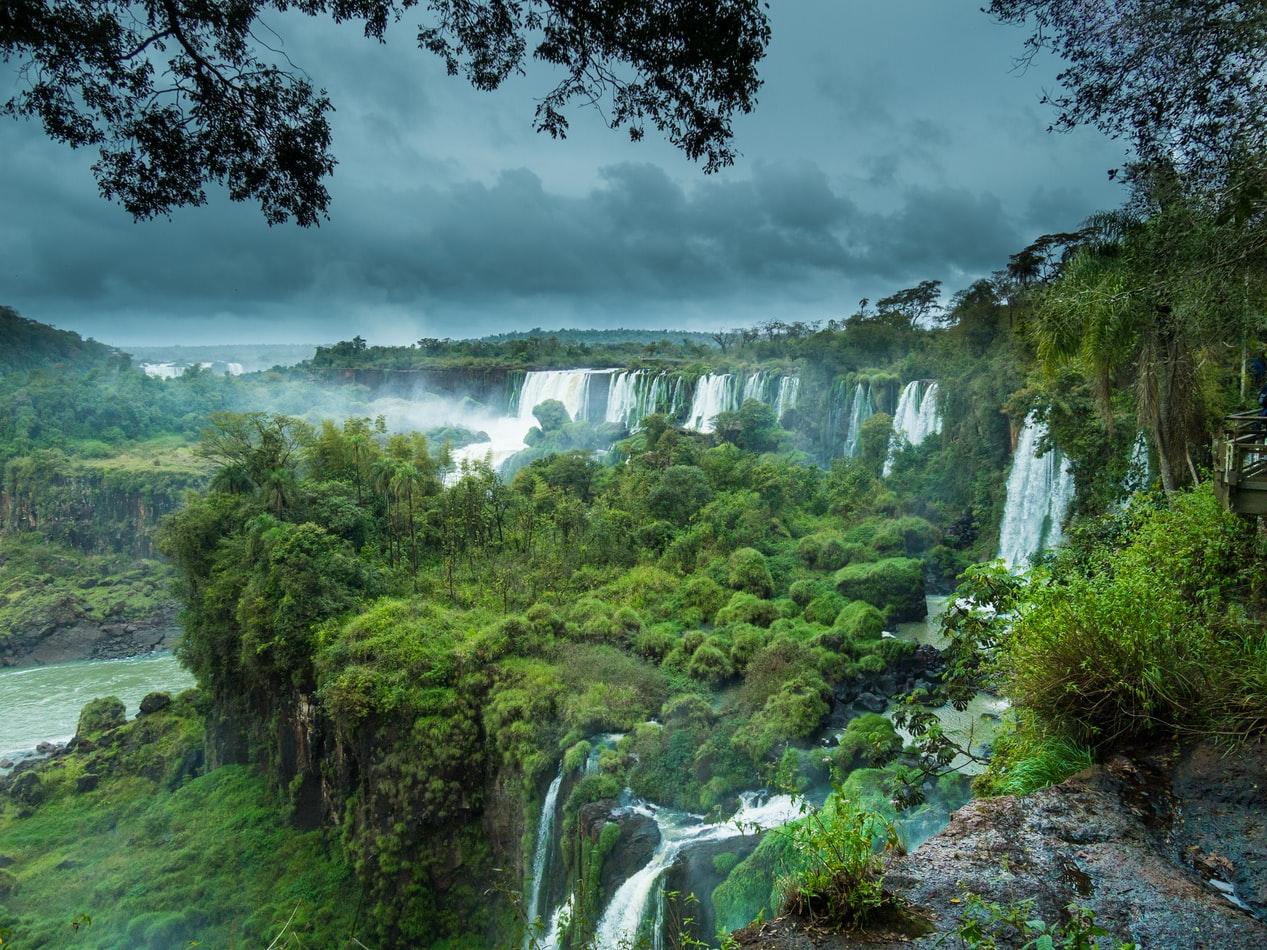 Auslandspraktikum in Paraguay - Iguazu