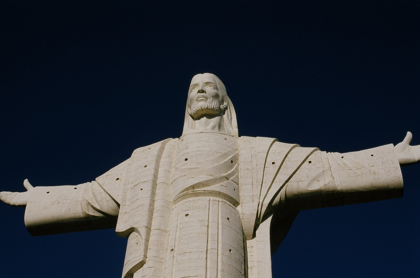 El Cristo de la Concordia in Cochabamba Bolivien