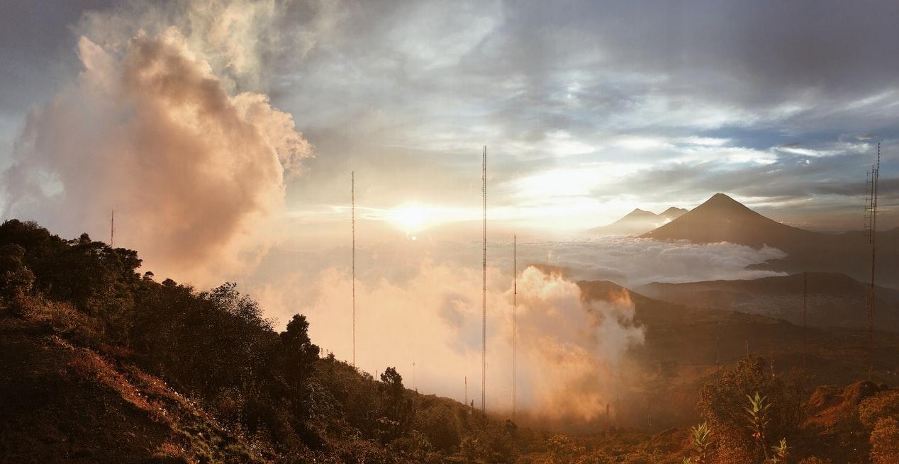 Pacaya Volcano Trail Guatemala