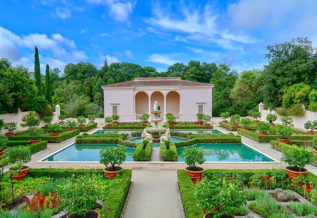 Hamilton Gardens Neuseeland