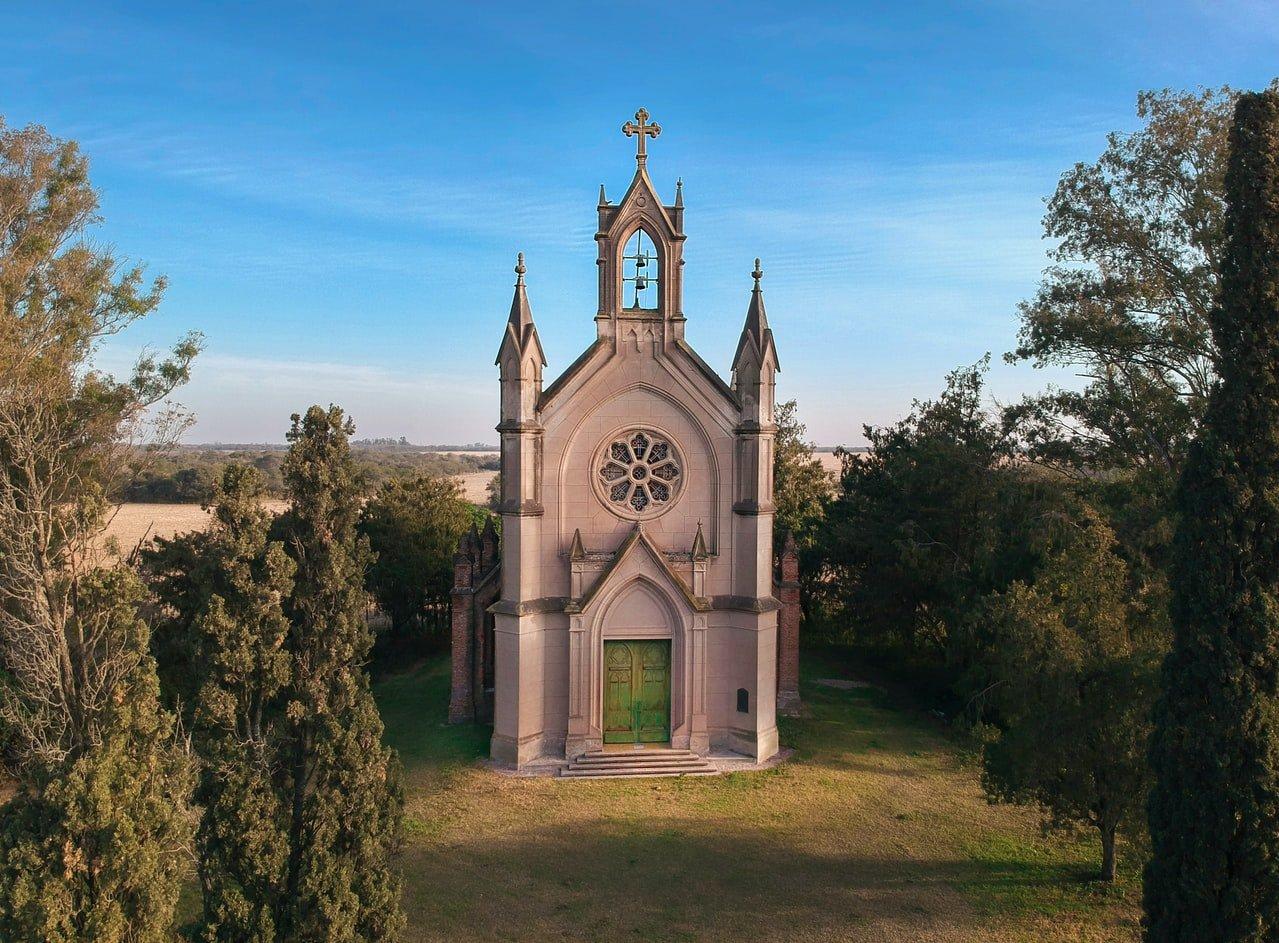 Kapelle in Cordoba Argentinien