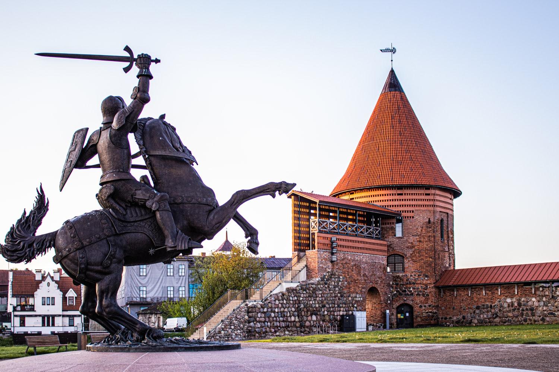 Auslandspraktikum in Litauen - Kaunas