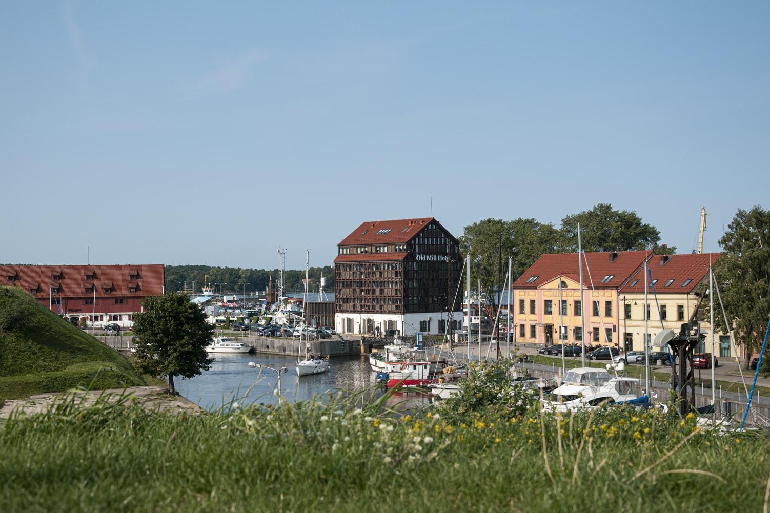 Auslandspraktikum in Litauen - Klaipeda