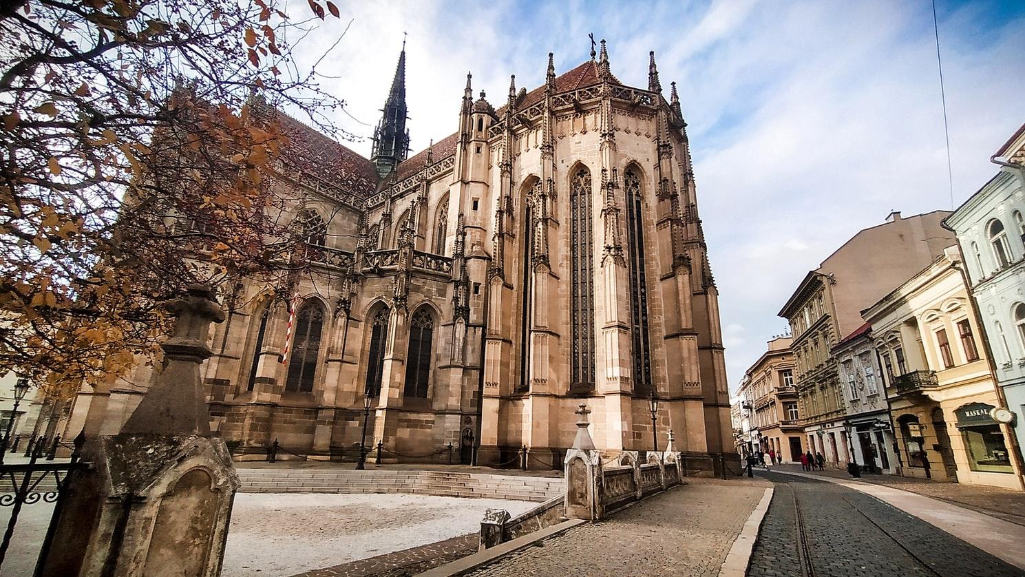 Auslandspraktikum in Slowakei - Košice