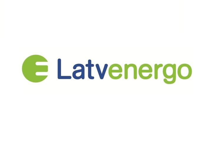 Auslandspraktikum in Lettland - Logo Latvenergo