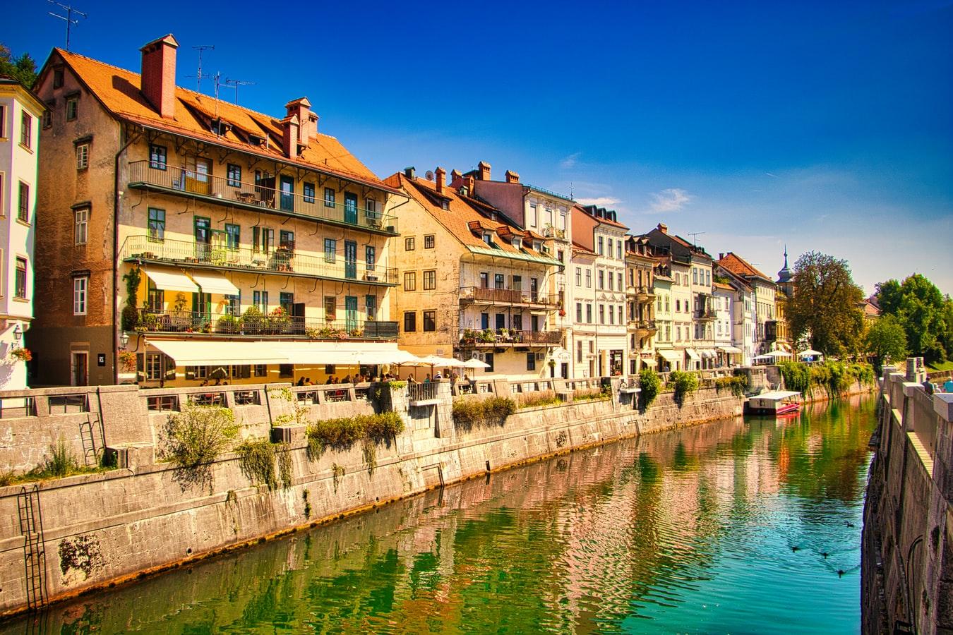 Auslandspraktikum in Slowenien - Ljubljana
