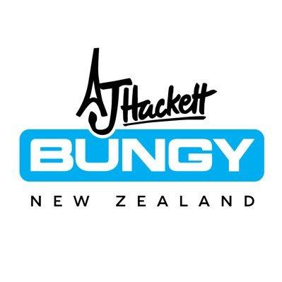 Logo von AJ Hackett Bungy Neuseeland