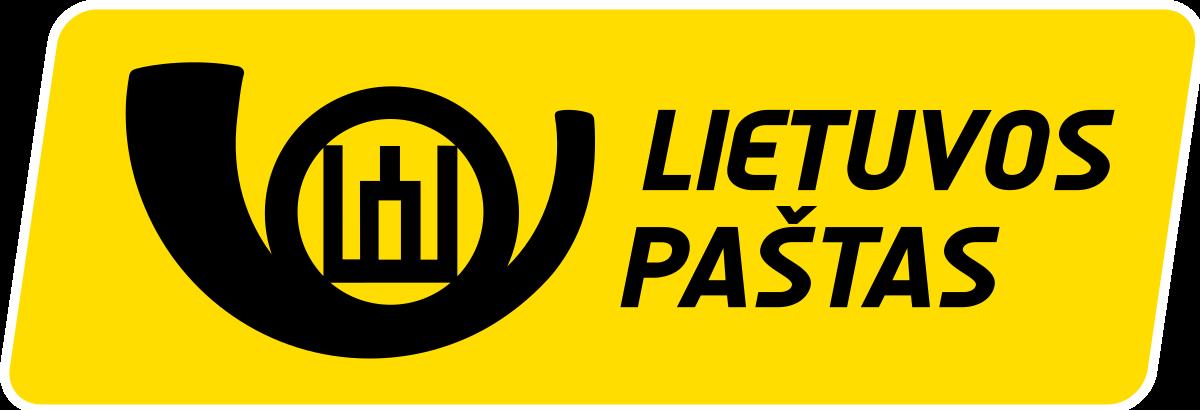 Auslandspraktikum in Litauen - Logo Lietuvos Paštas