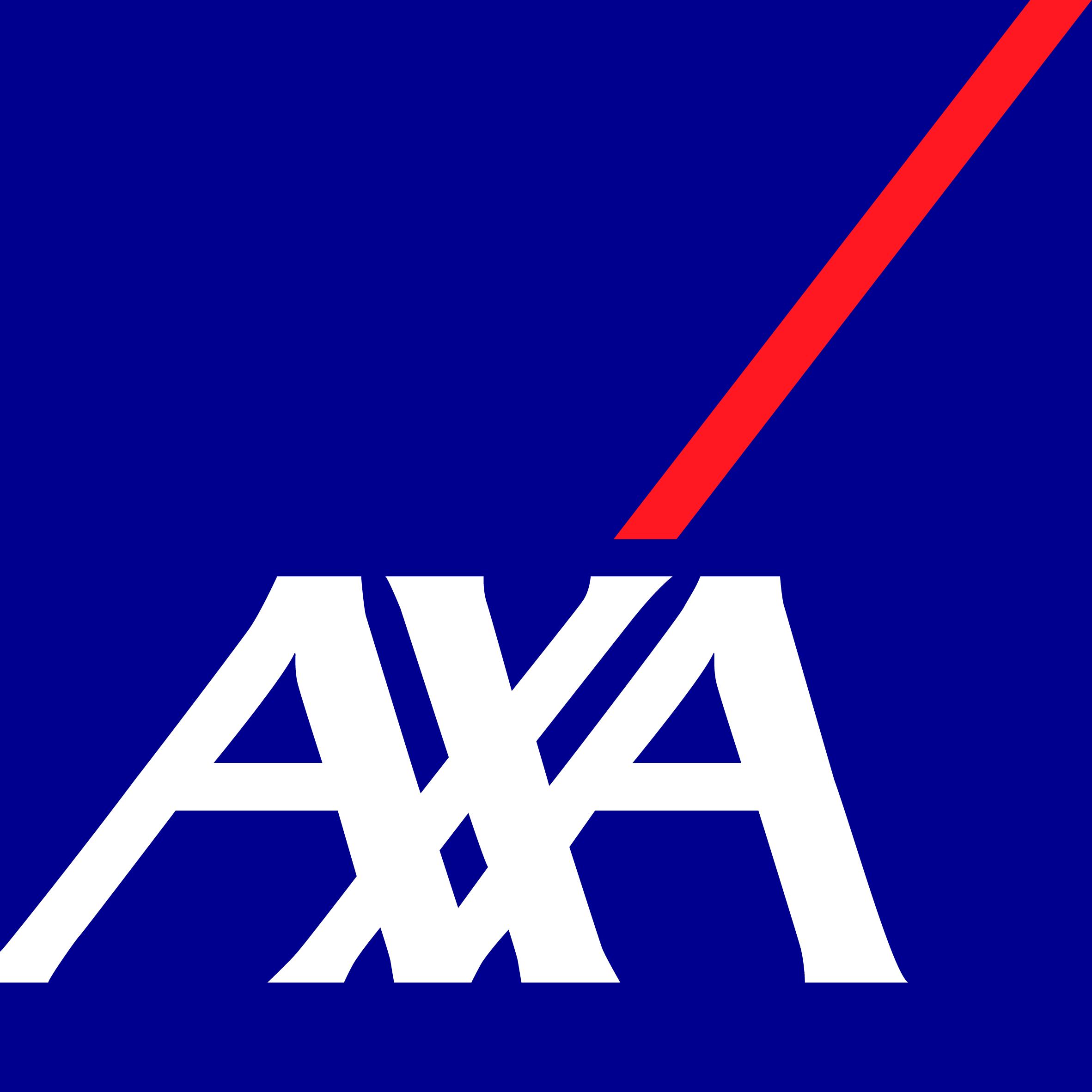 Logo von AXA Frankreich