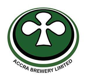 Logo von Accra Brewery Limited Ghana