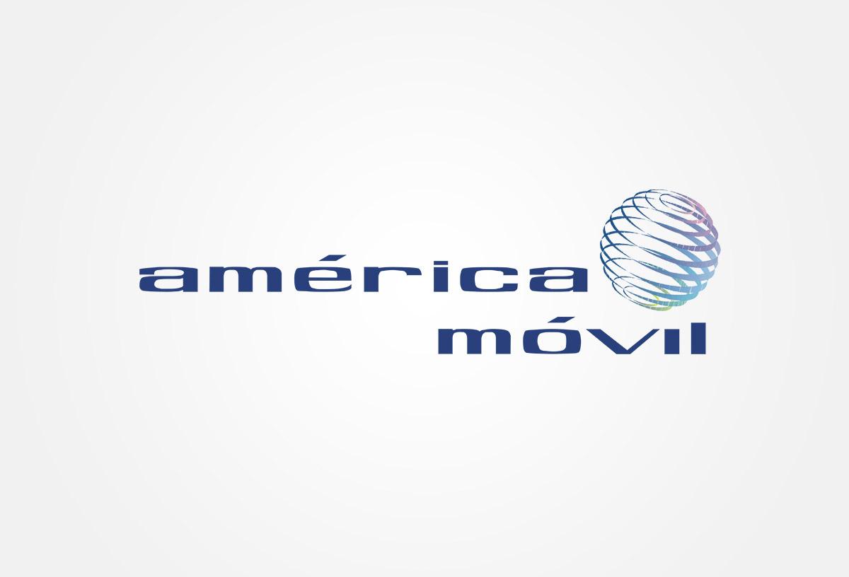 Logo von América Móvil Mexiko