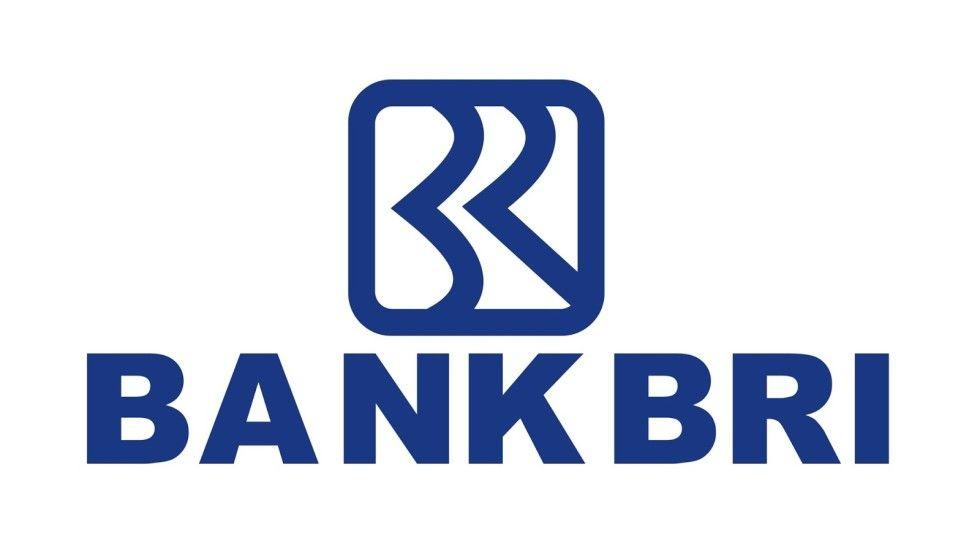 Logo von Bank BRI Indonesien