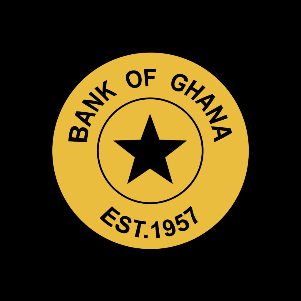 Logo von Bank of Ghana