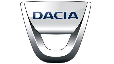 Logo von Dacia Rumänien