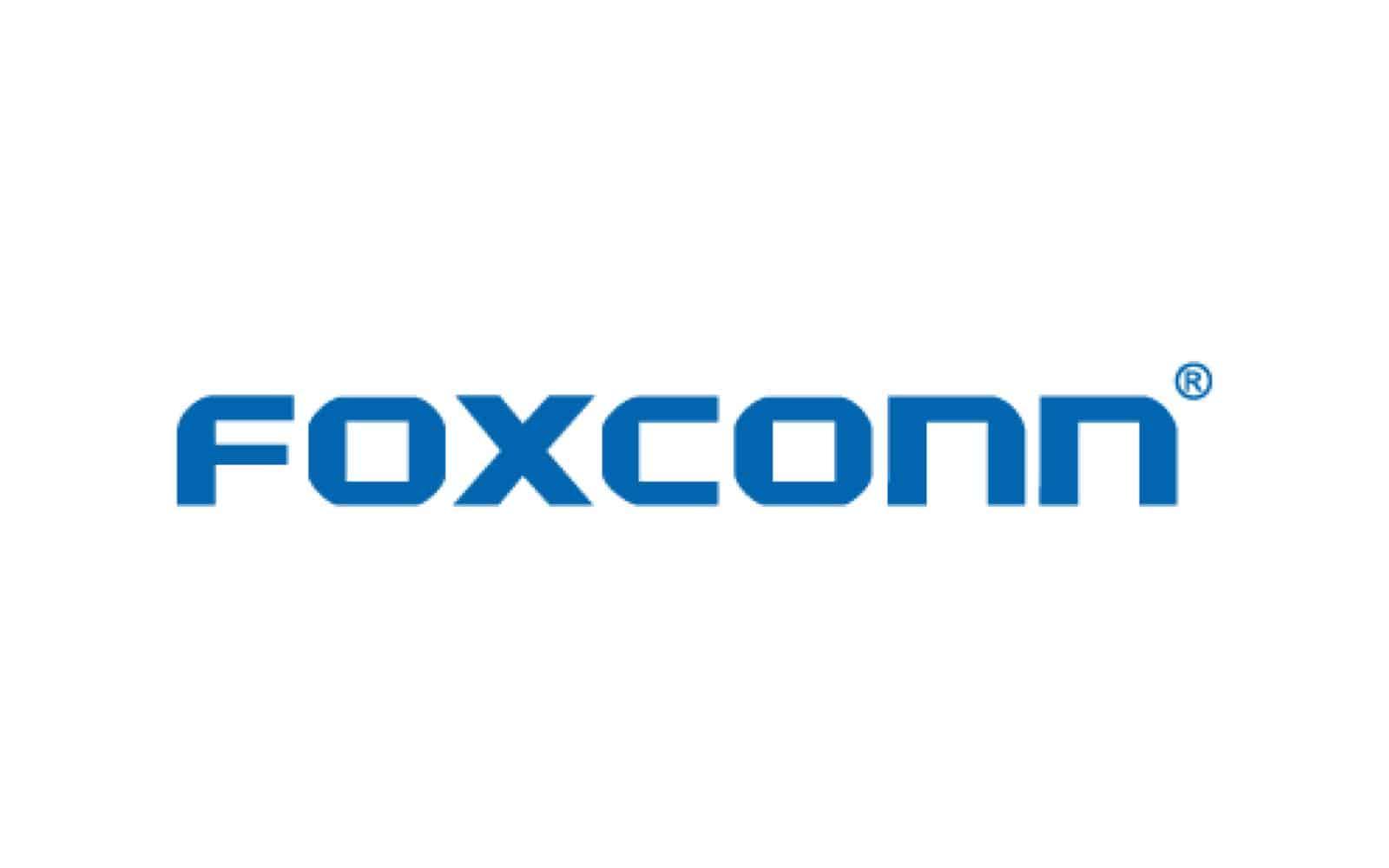 Logo von Foxconn Taiwan