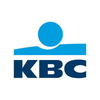 Logo von KBC Belgien