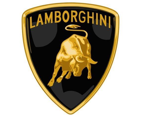 Logo von Lamborghini Italien