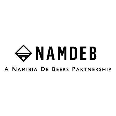 Logo von Namdeb Namibia