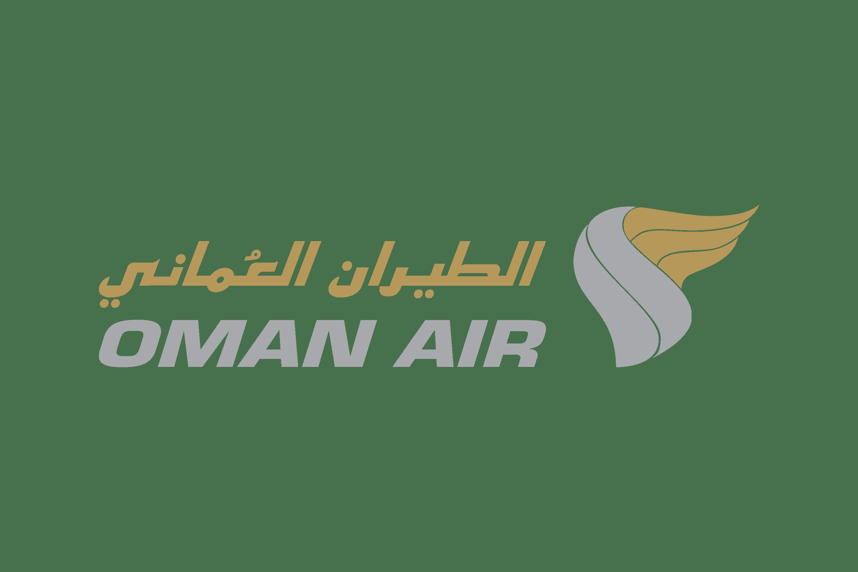 Auslandspraktikum in Oman - Logo Oman Air