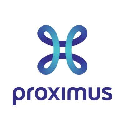 Logo von Proximus Belgien