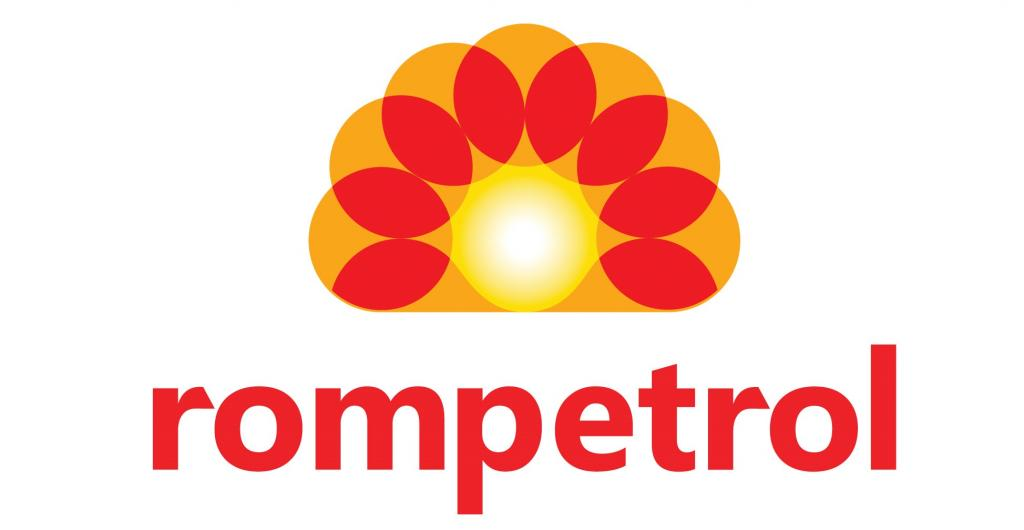 Logo von Rompeterol Rumänien