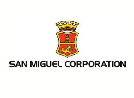 Logo von San Miguel Corporation Philippinen