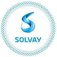 Logo von Solvay Belgien