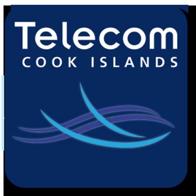Logo von Telecom Cookinseln