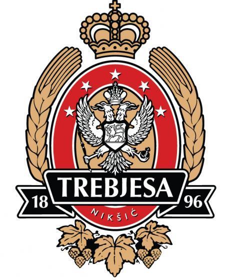 Logo von Trebjesa Brauerein Montenegro