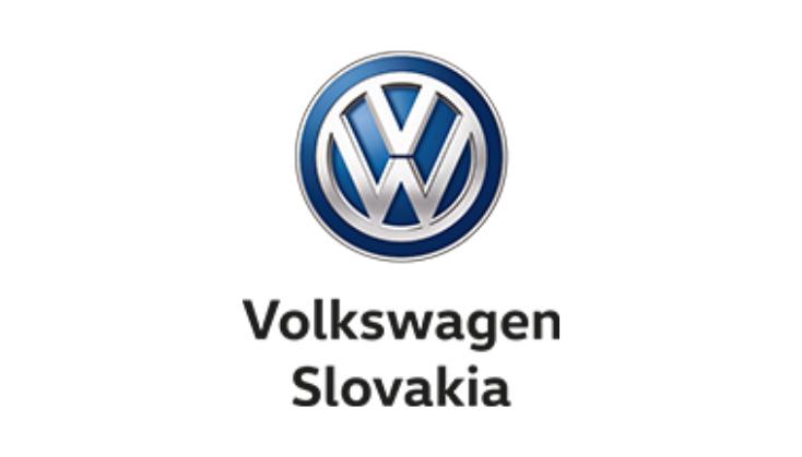 Auslandspraktikum in Slowakei - Logo Volkswagen