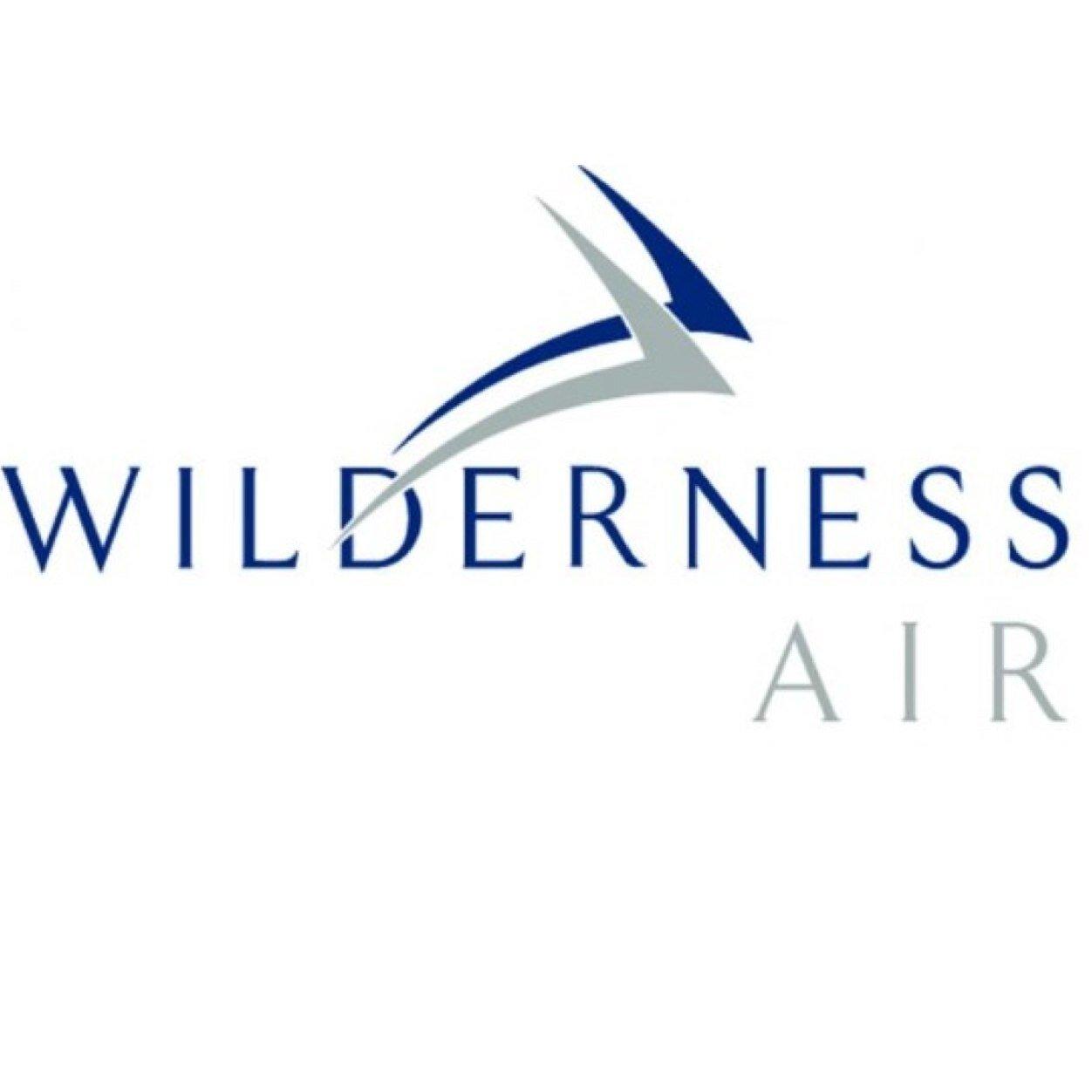 Logo Wilderness Air Botswana