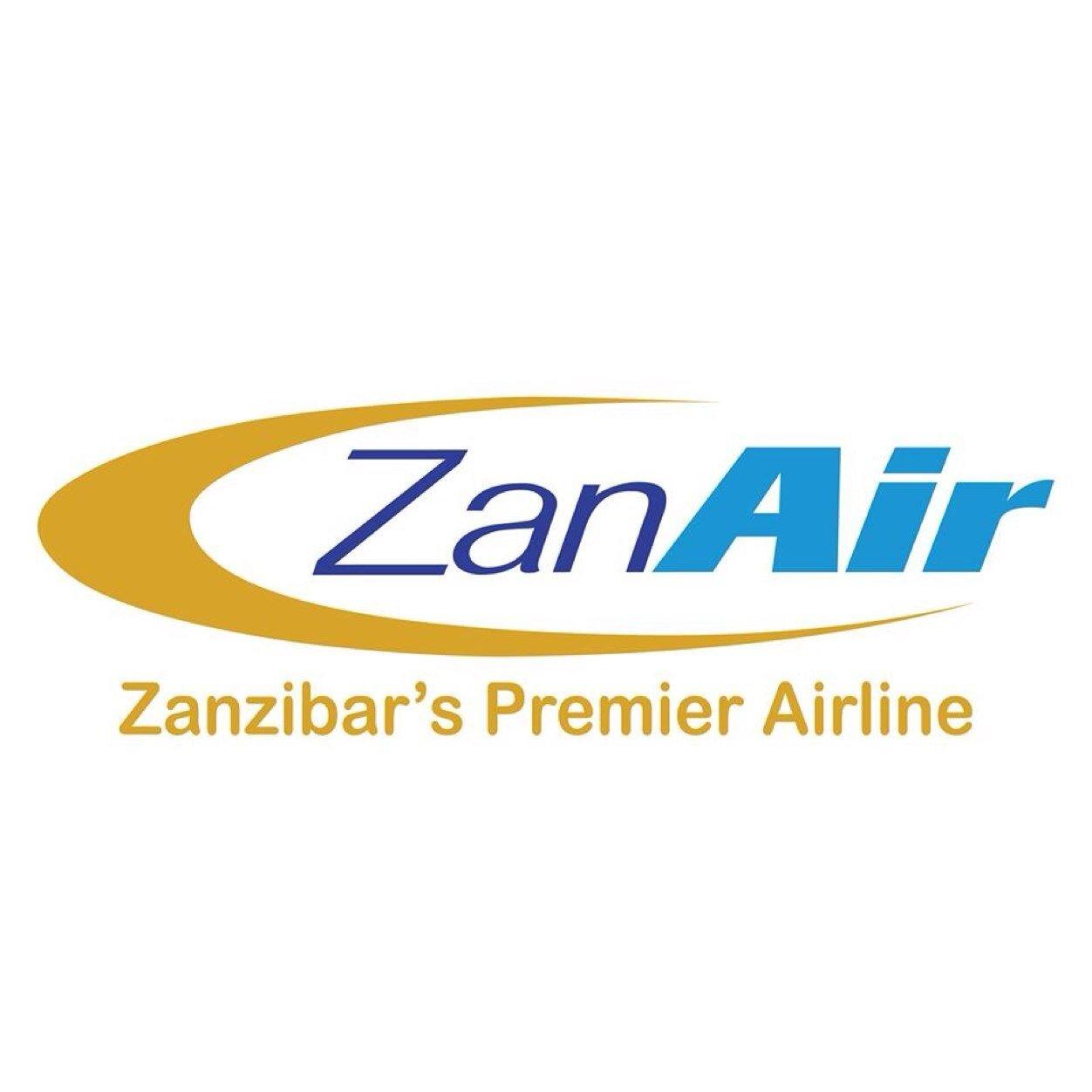 Logo von ZanAir Tanzania