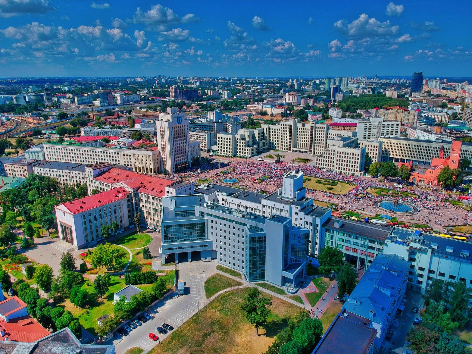 Auslandspraktikum in Belarus - Minsk