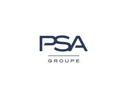 Logo von PSA Groupe Frankreich