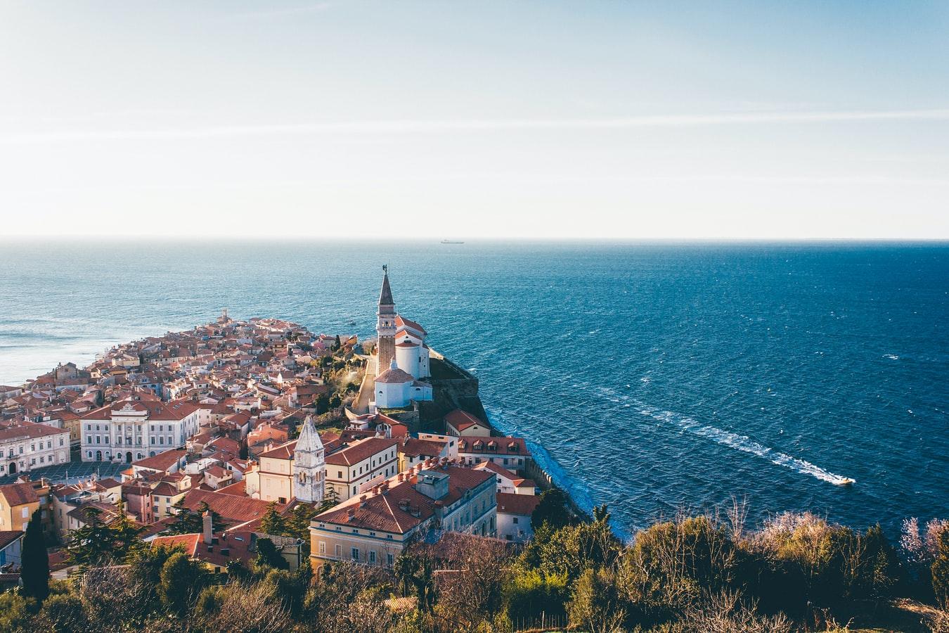 Auslandspraktikum in Slowenien - Piran