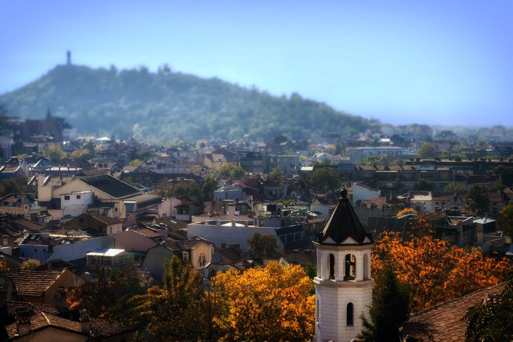 Auslandspraktikum in Bulgarien - Plowdiw