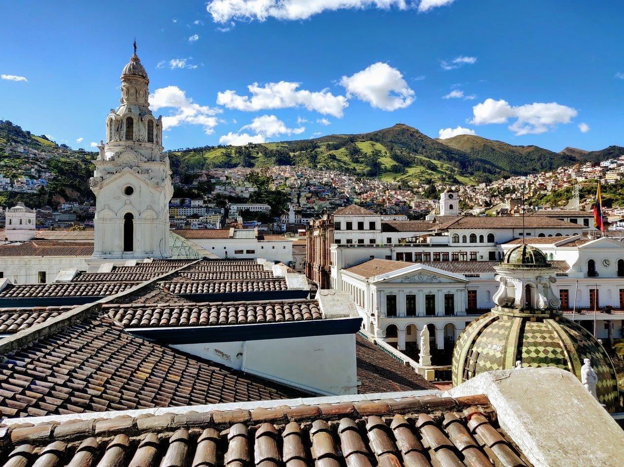 La Catedral Quito Ecuador