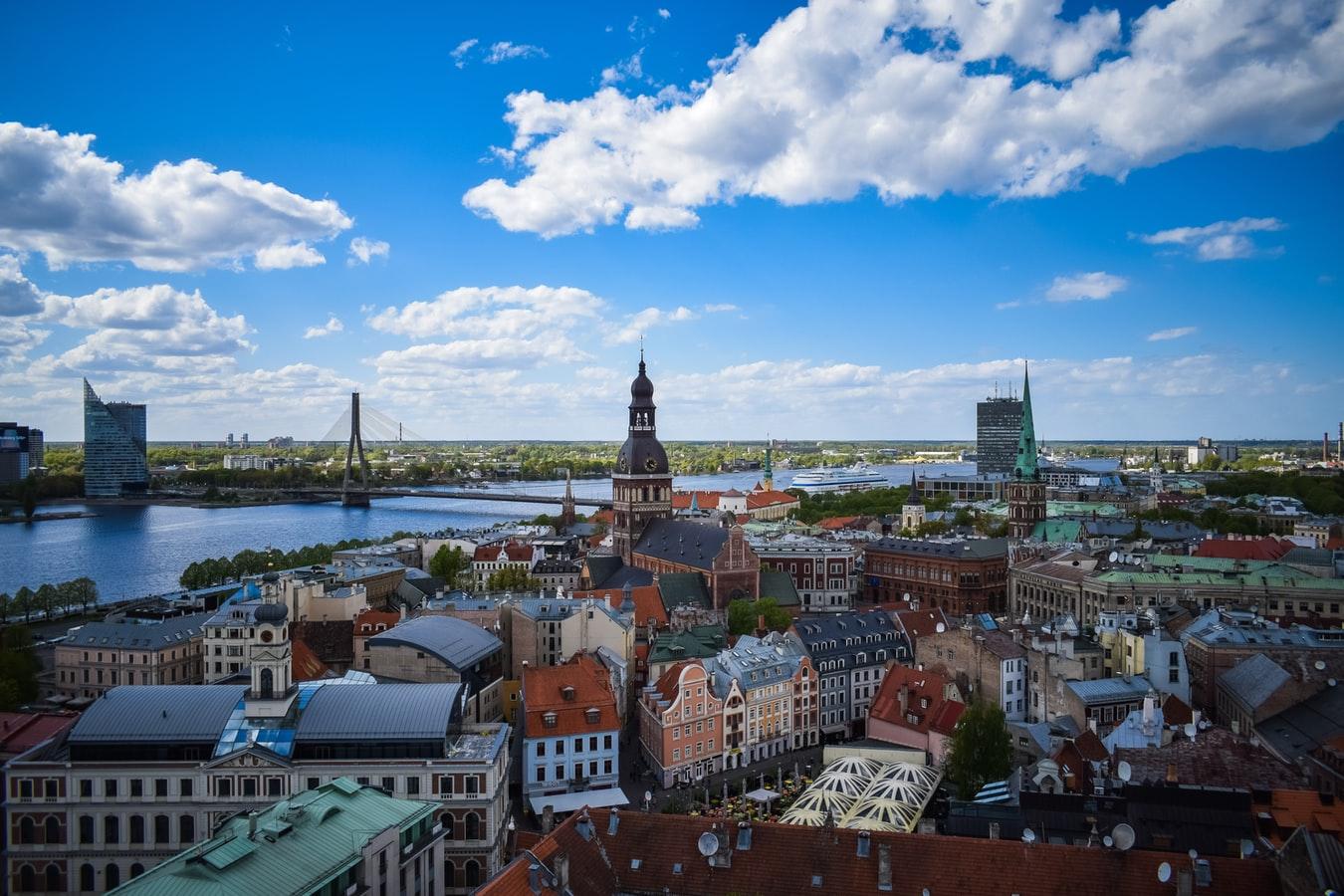 Auslandspraktikum in Lettland - RIga