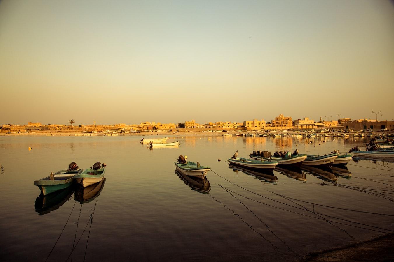 Auslandspraktikum in Oman - Salala