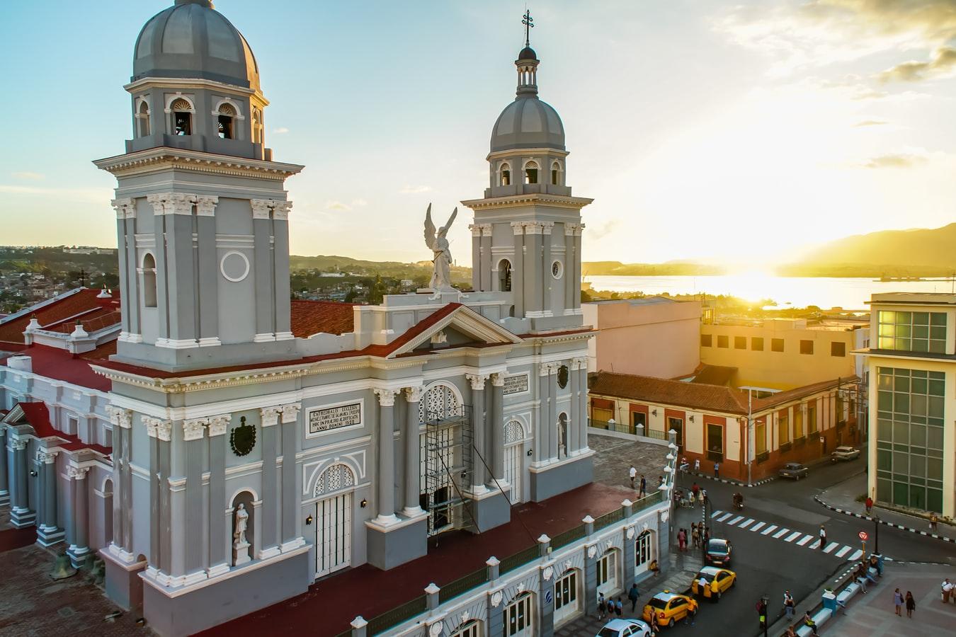 Kathedrale von Santiage de Cuba