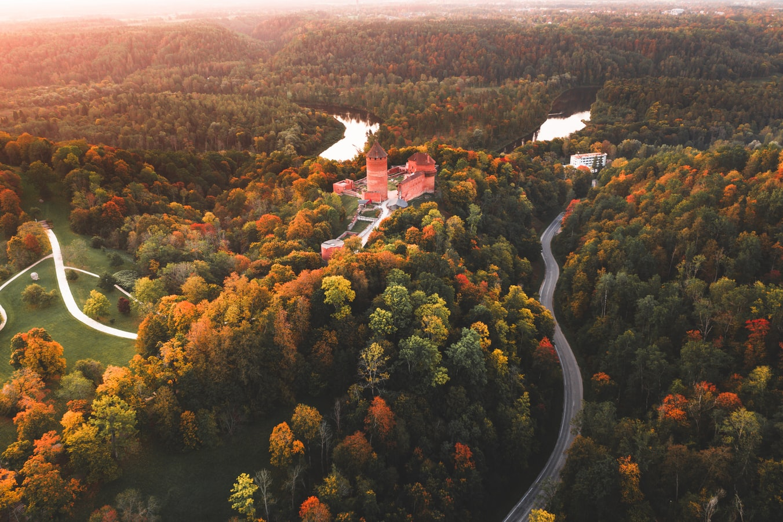 Auslandspraktikum in Lettland - Sigulda Gauja