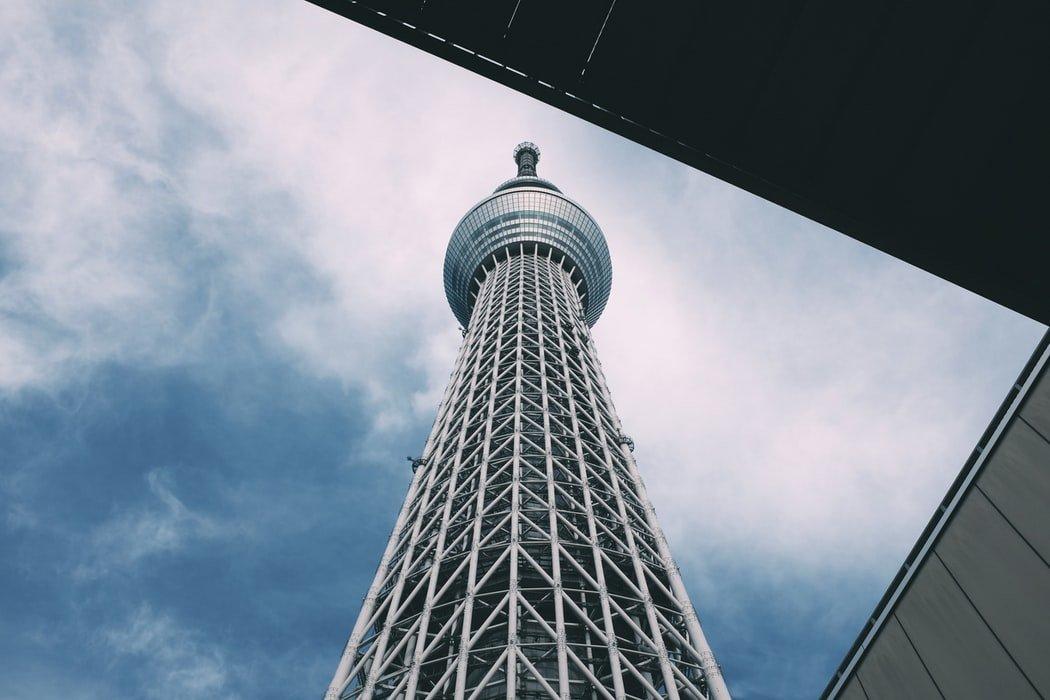 Skytree Tower Tokio Japan