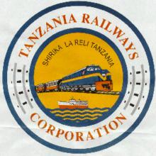 Logo der Tanzania Railways Corporation