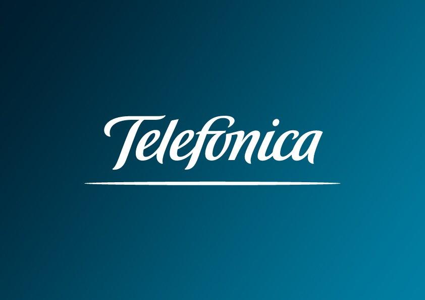 Logo von Telefonica Spanien